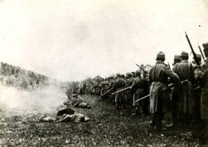 Legge Fucilati nella Grande Guerra