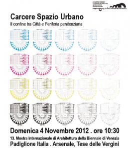 Il Carcere alla Biennale di Venezia