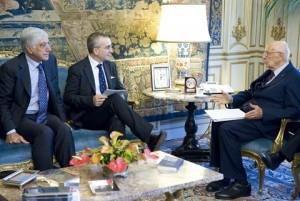 """Napolitano, """"Carceri indegne Parlamento valuti misure di clemenza"""""""