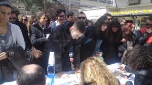 Il 9 maggio si firma per la Campagna sulle 3 leggi nelle Università di tutta Italia