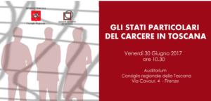 Gli Stati particolari del Carcere in Toscana